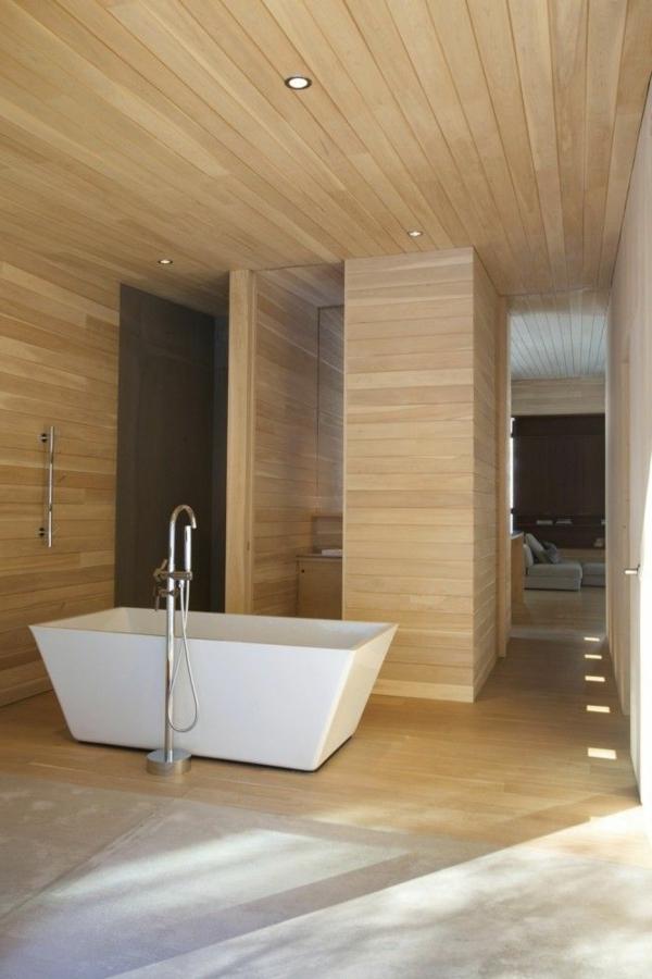 robinetterie-de-baignoire-salle-de-bains-à-plan-ouvert