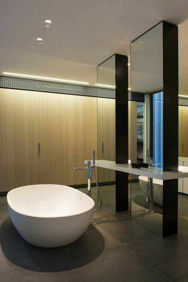 robinetterie-de-baignoire-salle-de-bains-élégante