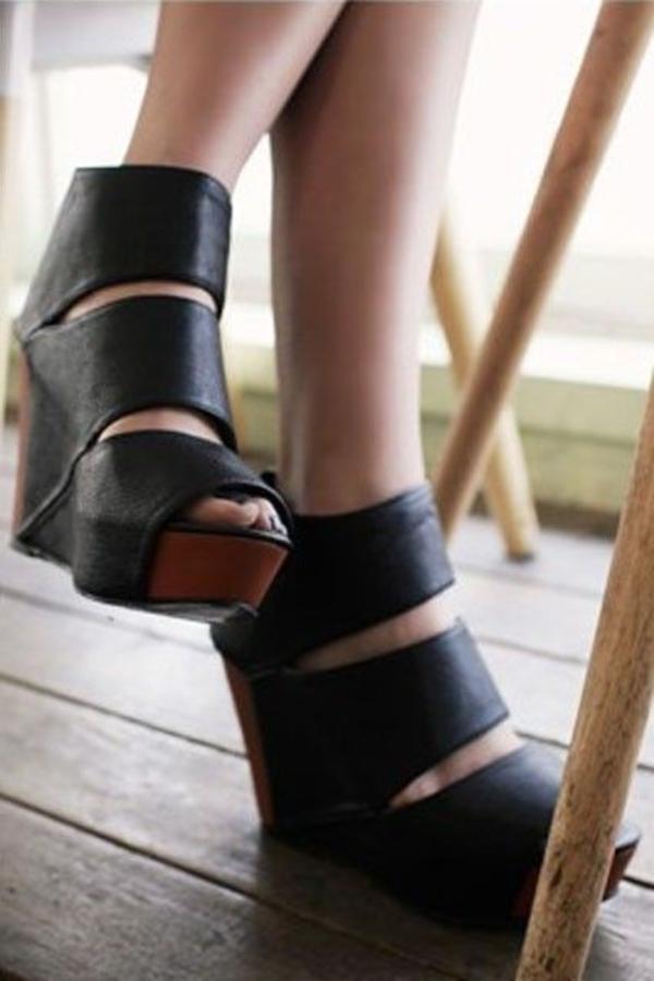 sadales-chaussures-compensés-platformes-noir-en-cuir
