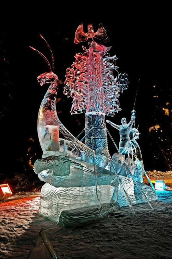 sculpture-de-glace-sculpture-détaillée-originale