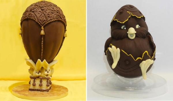 sculpture-en-chocolat-figures-mignonns-de-chocolat
