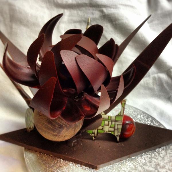 sculpture-en-chocolat-magnifique