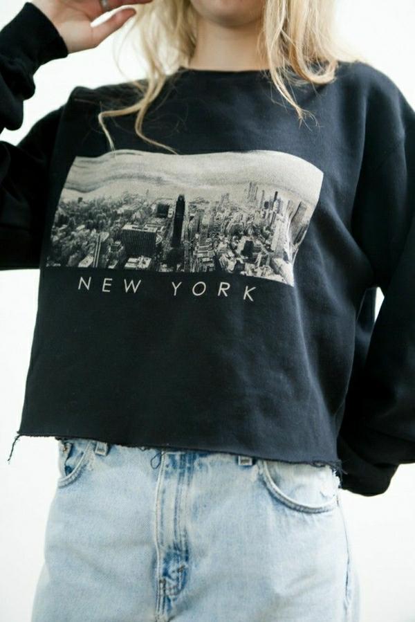 sweatshirt-femme-new-york-mode-pull-blonde-fille
