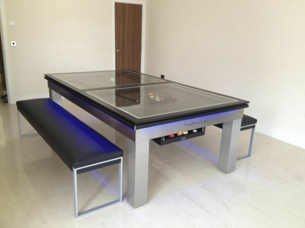 beautiful table billard ping pong gallery. Black Bedroom Furniture Sets. Home Design Ideas
