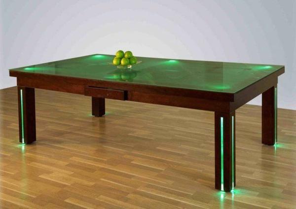 La table billard convertible une solution jolie et - Table billard convertible ...