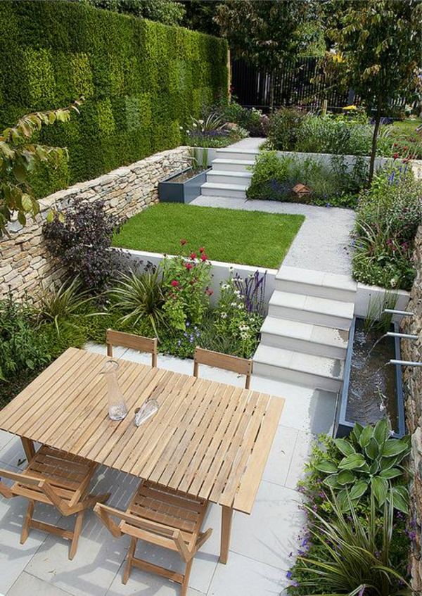 70 Photos De Tables De Jardin Qui Vont Transformer La Cour