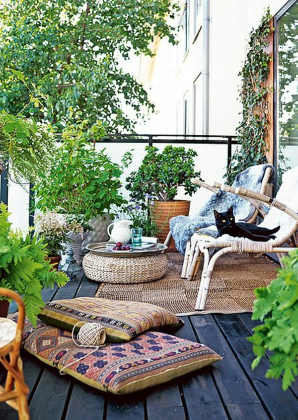 70 photos de tables de jardin qui vont transformer la cour - Photo patio exterieur ...