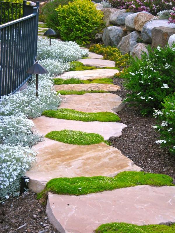 Cr er le plus beau jardin avec le gravier pour all e for Construire une allee en gravier