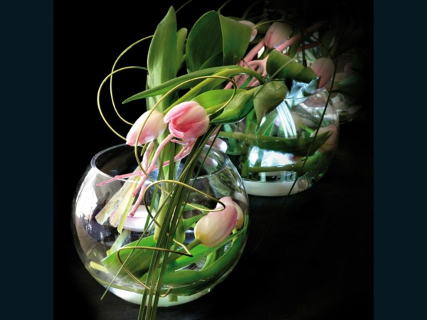 vase-boule-adorable-décoration-de-tables