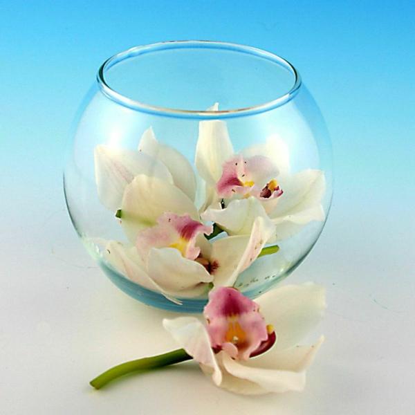 Le vase boule petit objet avec de grandes id es for Objet decoratif pour table