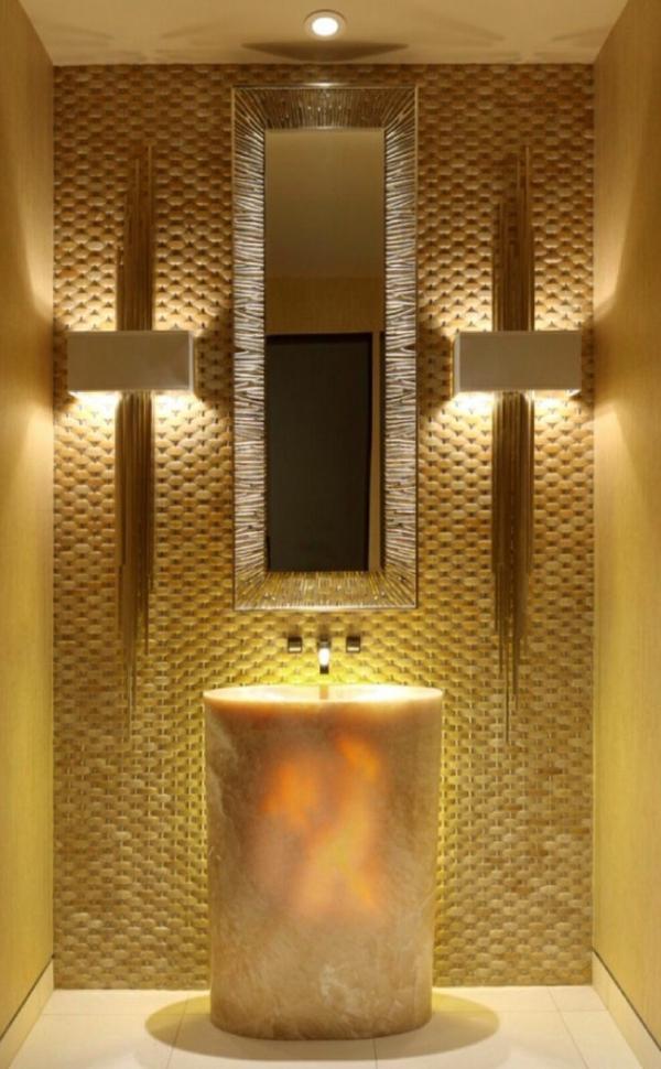 La vasque en pierre en 72 photos - Archzine.fr