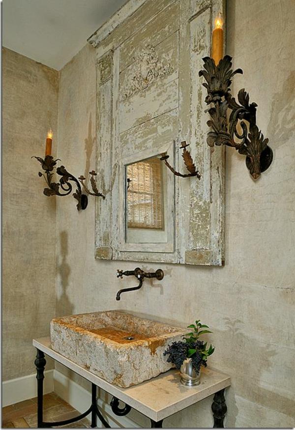 vasque-en-pierre-rectangulaire-salle-de-bain-rustique