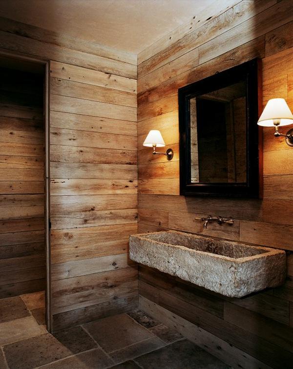 la vasque en pierre en 72 photos - archzine.fr - Vasque En Pierre Salle De Bain