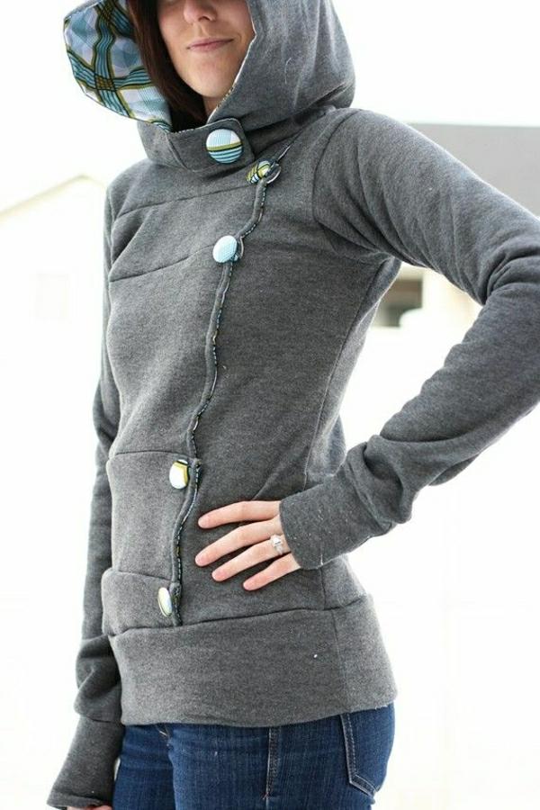 veste-capuche-femme-gris-mode-hiver