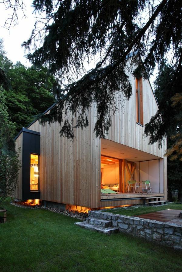villa-contemporaine-chalet-moderne-en-bois