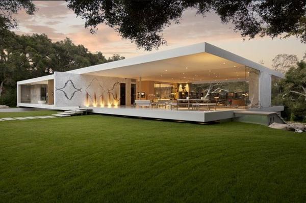 villa-contemporaine-construction-basse
