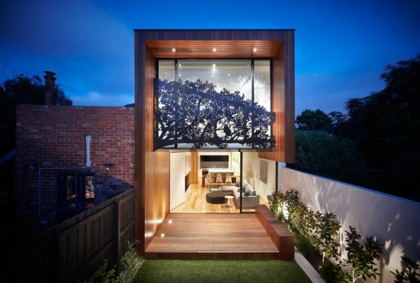 villa-contemporaine-construction-en-bois-et-verre