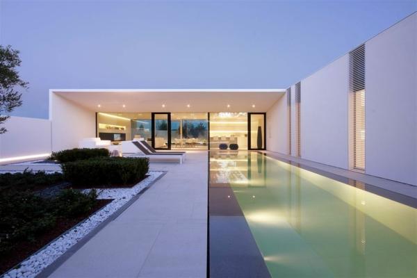 L 39 architecture de la villa contemporaine for Villa contemporaine moderne design