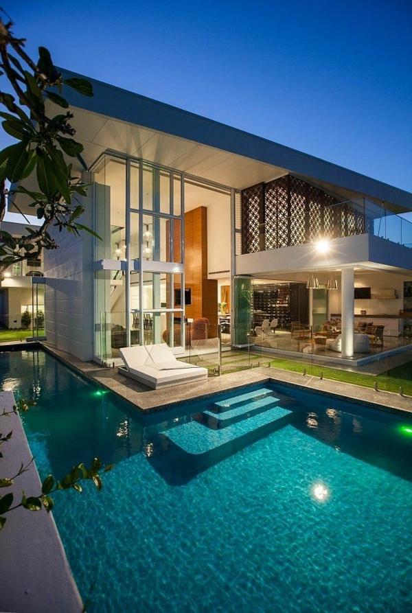 villa-contemporaine-maison-moderne-glamoureuse