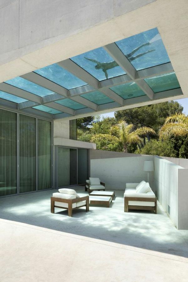 villa-contemporaine-piscine-sur-toit-fantastique
