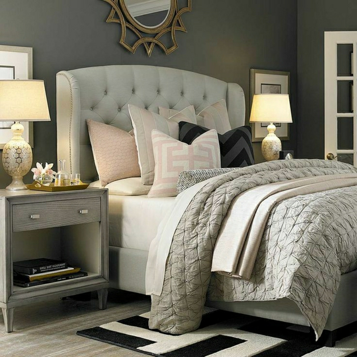 la descente de lit comment on peut la choisir. Black Bedroom Furniture Sets. Home Design Ideas