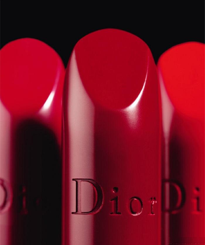 1-beauté-dior-maquillage-rouge-à-levres-rouge-saturé