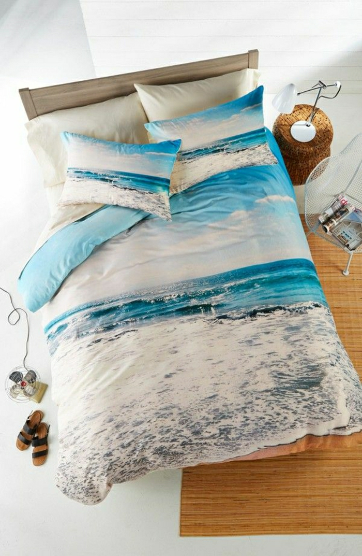 1-linge-de-lit-de-style-marin-décoration-marine-grand-lit-chambre-marine