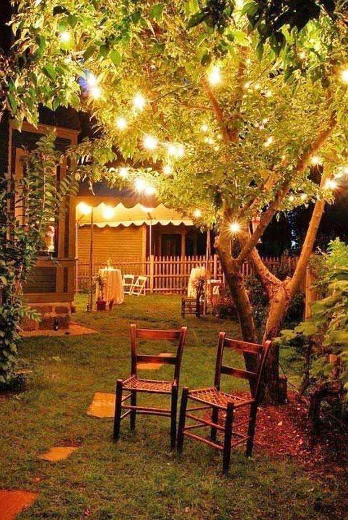 1-luminaires-extérieurs-jardin-lumière-eclairage-exterieur-eclairage-jardin-pelouse-verte