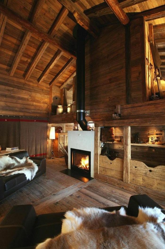 Le meuble massif est il convenable pour l 39 int rieur for Maison moderne en bois massif