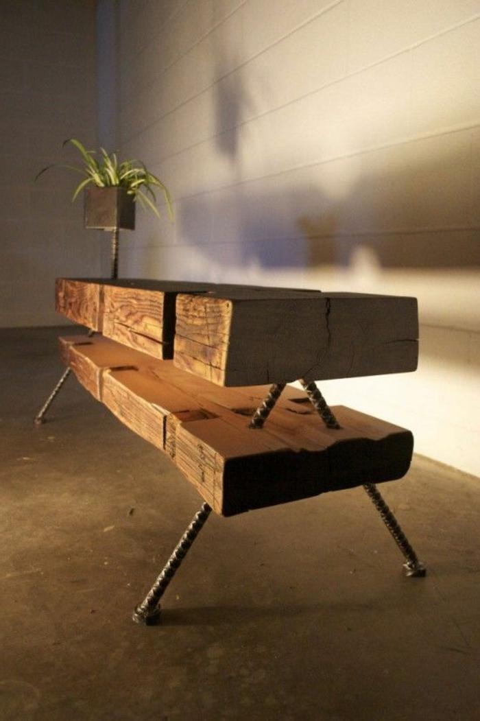 1-meuble-bois-massif-aménagement-meuble-moderne-en-bois-mur-blanc