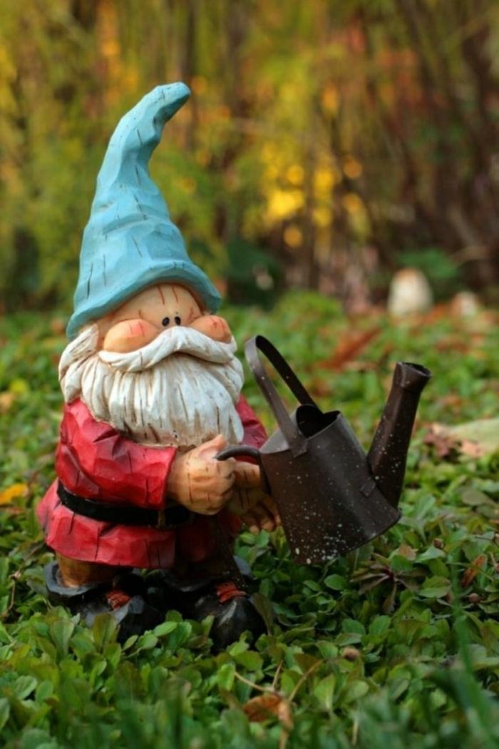 Decorez votre cour avec les nains de jardin in december for Nain de jardin