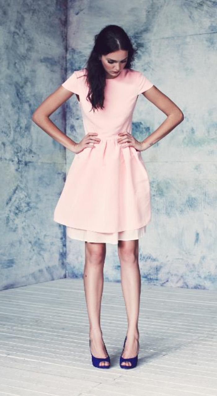 1-robe-pas-cher-jolie-robe-rose-femme-mode-tendance-2015-robe-d-été