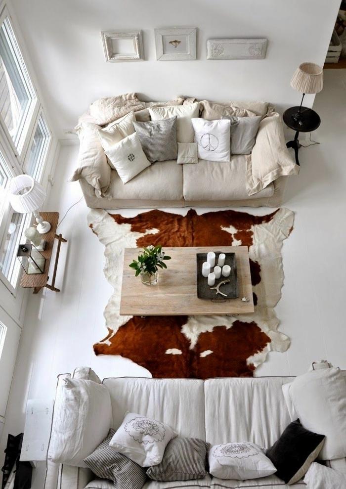 1-salon-de-luxe-fleurs-tapis-en-peau-de-bete-sol-blanc-salon-cocooning-table-de-salon