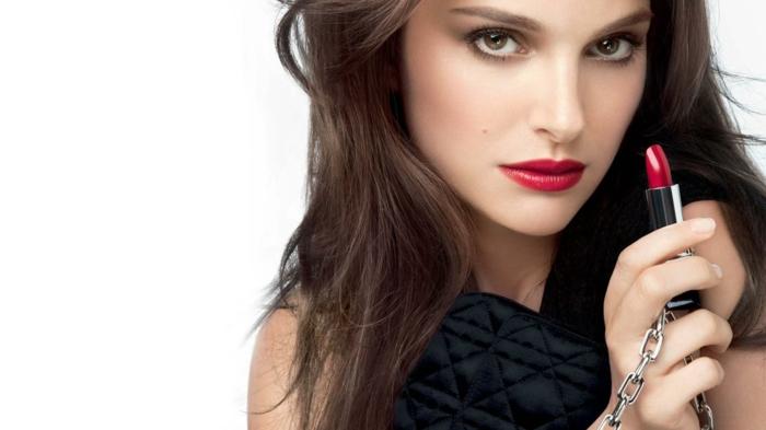 beauté-dior-maquillage-rouge-à-levres-publicité-natalie-portman
