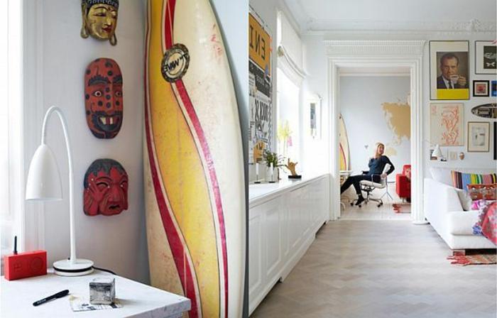 planche-de-surf-intérieurs-originaux