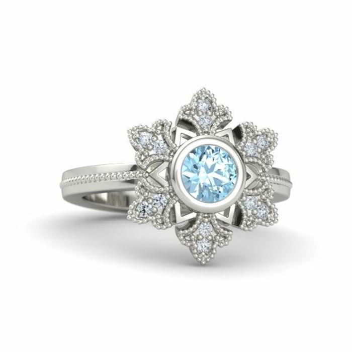 Anneau-aigue-marine-pierre-fleur-cristaux