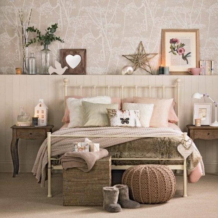 Appartement-lux-style-couleurs-caramel-la-chambre-a-coucher-ado