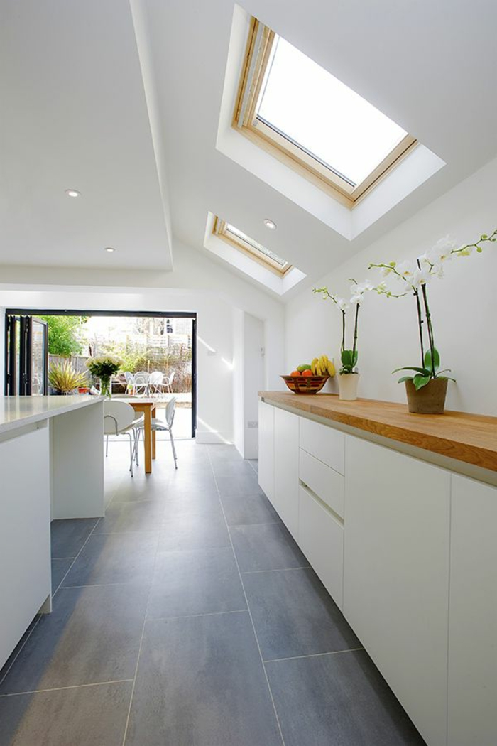 la fenetre de toit en 65 jolies images With idee couleur peinture couloir 19 la fenetre de toit en 65 jolies images