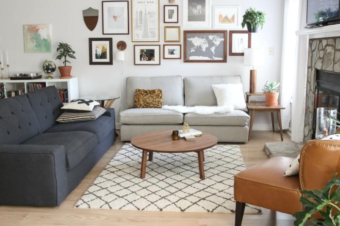 Caramel-chambre-meuble-mur-couleur-gris