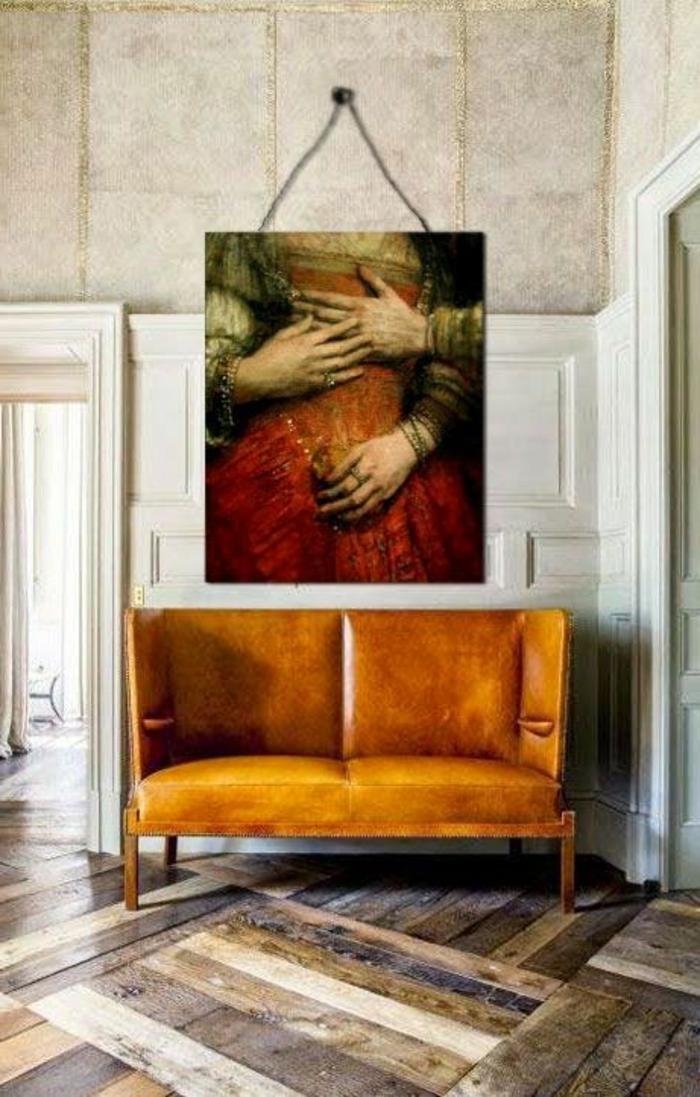 Caramel-chambre-meuble-mur-couleur-peinture