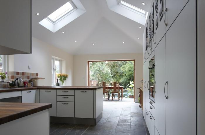 Chambre-fenêtre-de-toit-vue-jolie-deco-cuisine