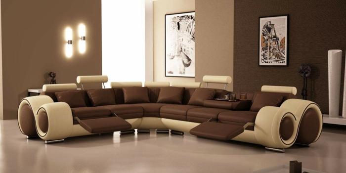 Couleurs-caramel-sur -murs-et-mobilier-sofa-cuir-grand