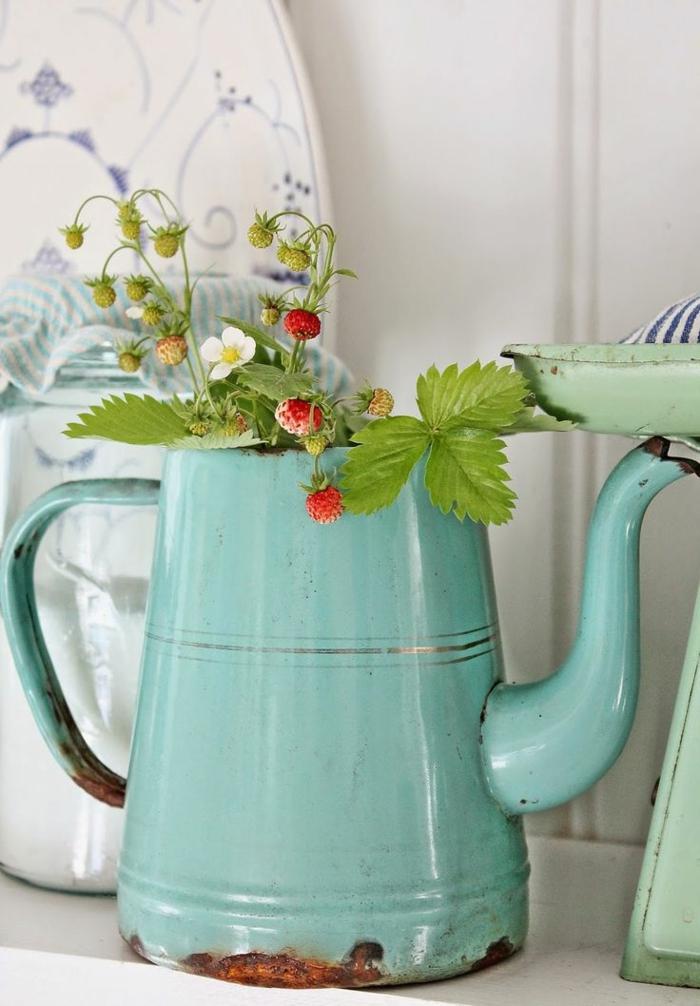 Décoration-en-couleur-marine-aigua-vase-originale