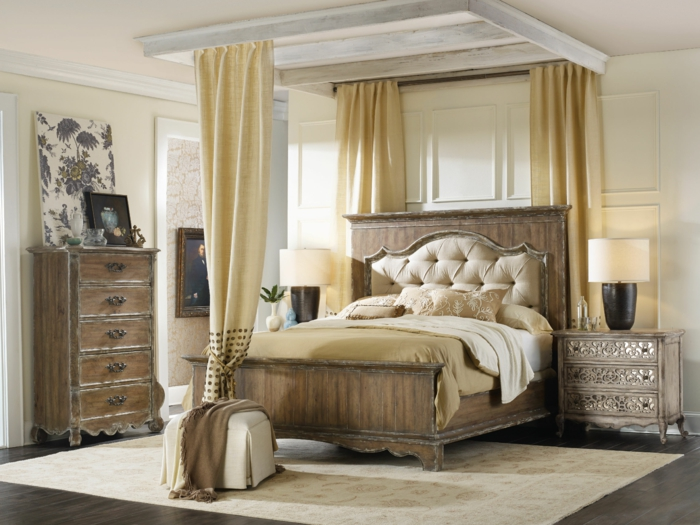 Design-intérieur-couleur-moderne-chambre-a-coucher-luxe