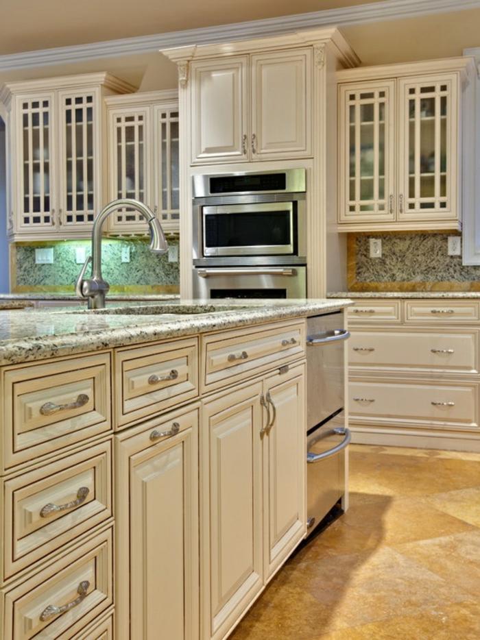 Design-intérieur-couleur-moderne-cuisine-blanche-et-barbre