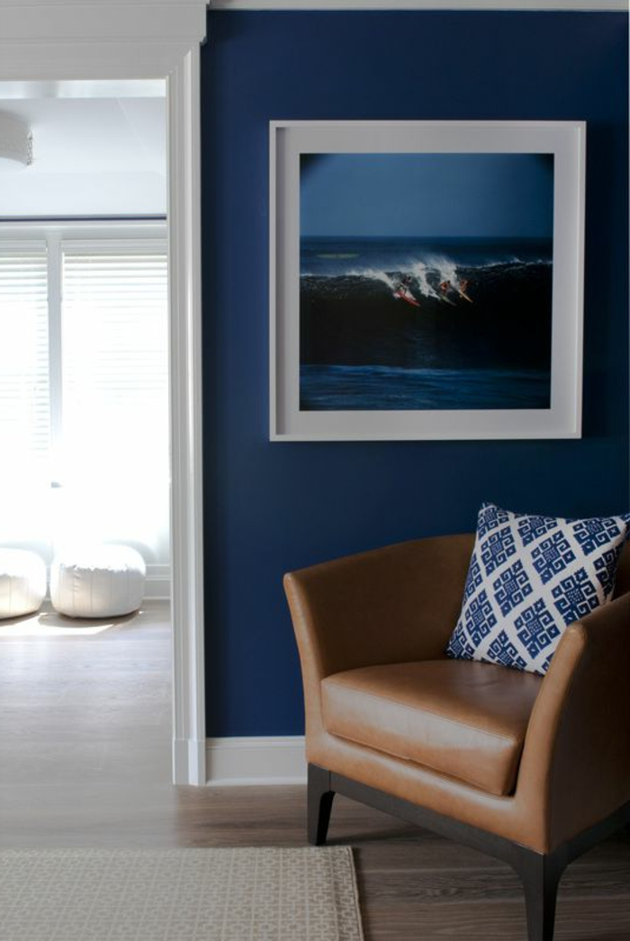 Idée-déco-couleur-de-caramel-inspiration-bleu-mur