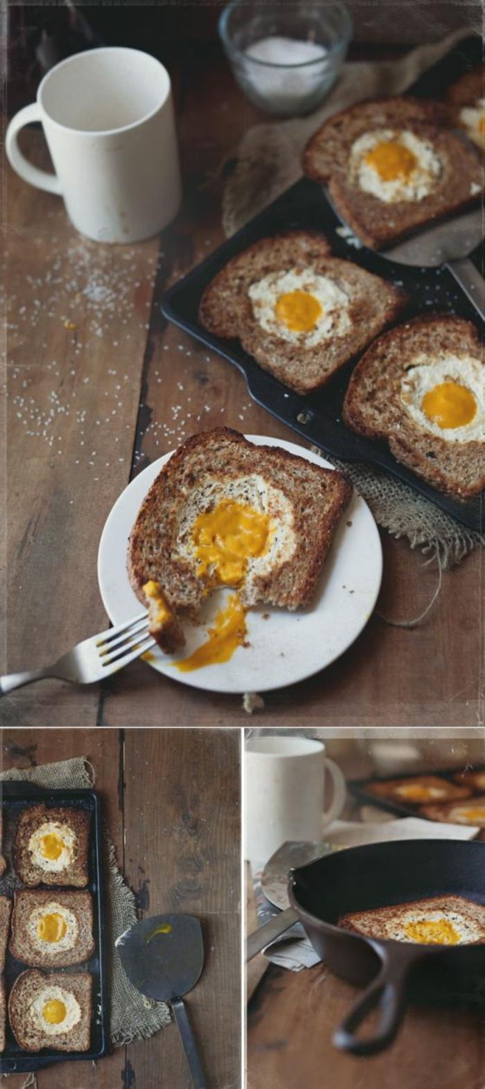 Idée-petit-déjeuner-équilibré-oeuf-pain-noir