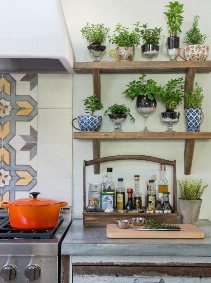 Théière-bouilloire-décoration-cuisine