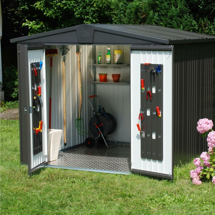 le chalet de jardin qui va vous charmer. Black Bedroom Furniture Sets. Home Design Ideas