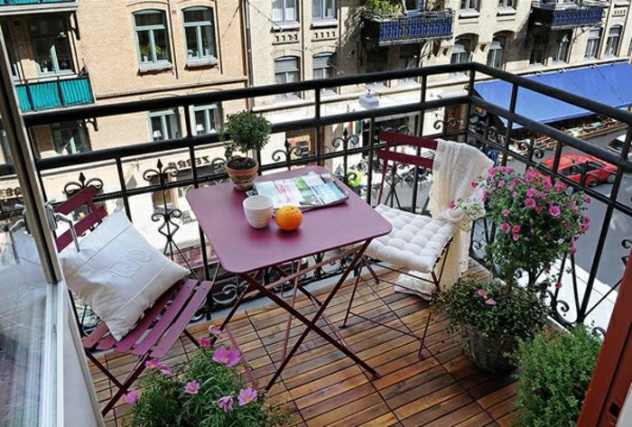 am nager une terrasse en ville id es de design pour les d corations de. Black Bedroom Furniture Sets. Home Design Ideas